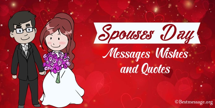 Spouses Day Messages, Greetings, WhatsApp Status, Images and Pictures