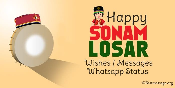 Sonam Losar Best Wishes, Messages, greeting pictures and photos