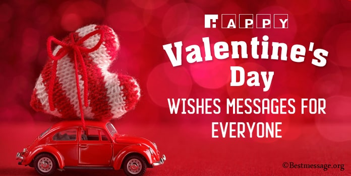Valentine's Day Wishes Messages for Everyone