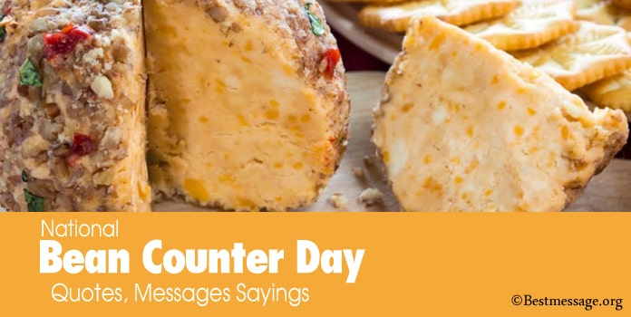 National Bean Counter Day Quotes, Messages Sayings