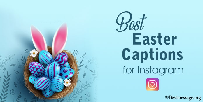 Easter Captions, Funny Easter Instagram Captions