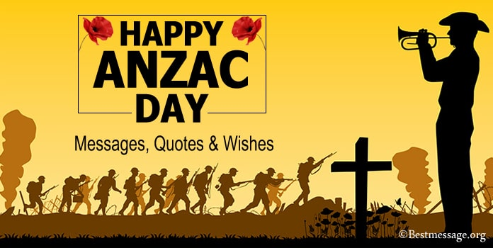 Happy Anzac Day Messages Images, Anzac Quotes Sayings