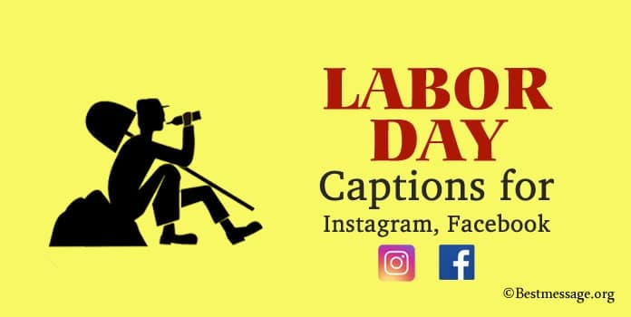 Labor Day Instagram Captions, Funny Facebook Captions