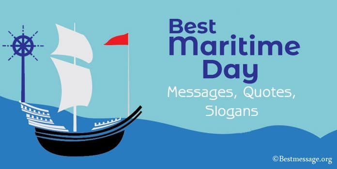 Maritime Day Messages, Maritime Quotes, Slogans
