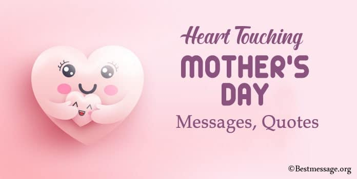 Touching Mother's Day Messages, Heartfelt Mom Quotes