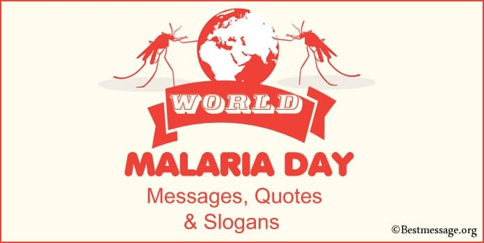 Malaria Day Messages, Malaria Quotes, Wishes Images