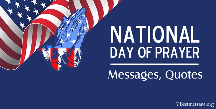 National Day of Prayer Messages, Prayer Quotes
