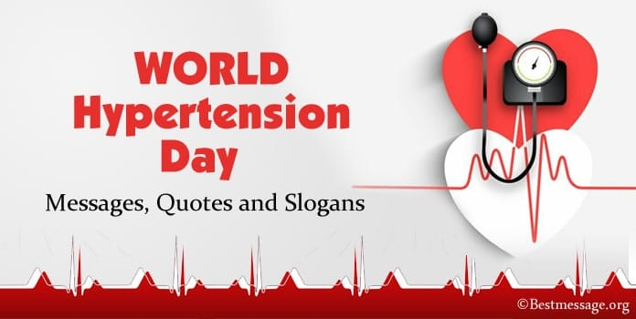 Hypertension Day Messages, Quotes, Hypertension Slogans
