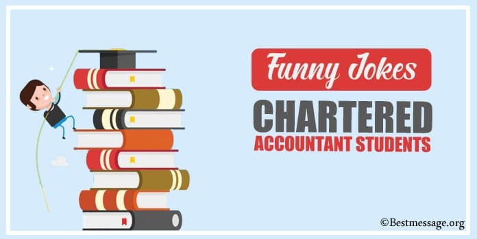 CA Jokes, Funny Jokes for Chartered Accountant Students