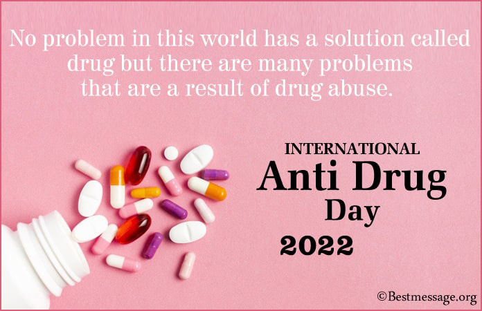 Anti Drug Messages, Drug Quotes Images
