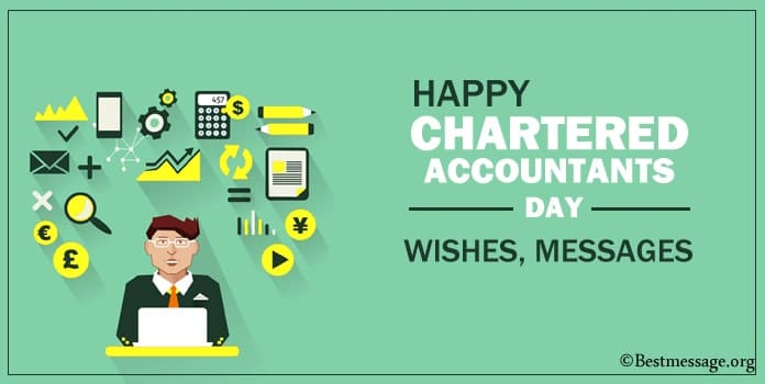 CA Day Wishes Messages, Chartered Accountants Day Quotes