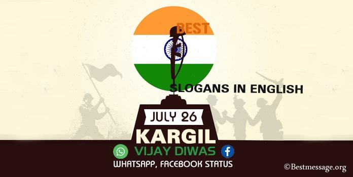 Kargil Vijay Diwas WhatsApp Status images, Facebook Messages