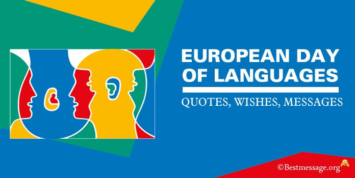 European Day of Languages Quotes, Wishes Messages Images