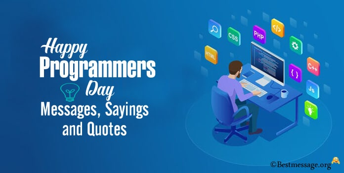 Happy Programmers Day Messages, Quotes Wishes Images
