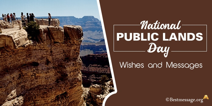 National Public Lands Day Wishes Images Messages